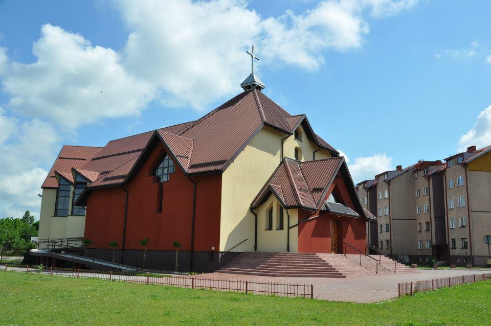 30. Niedziela zwykła – rocznica poświęcenia kościoła