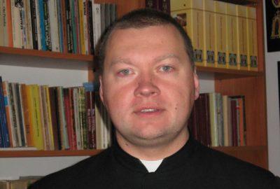 Ks. Wojciech Szabrański SDB